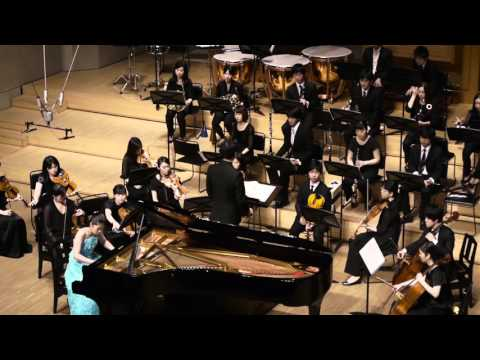 太田糸音 Shion Ota (pf.)/ Prokofiev: Piano Concerto no.2 1st mouvement