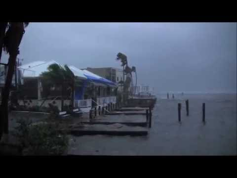 Hurricane Matthew - Cape Canaveral & Cocoa Beach, Florida - October 7, 2016