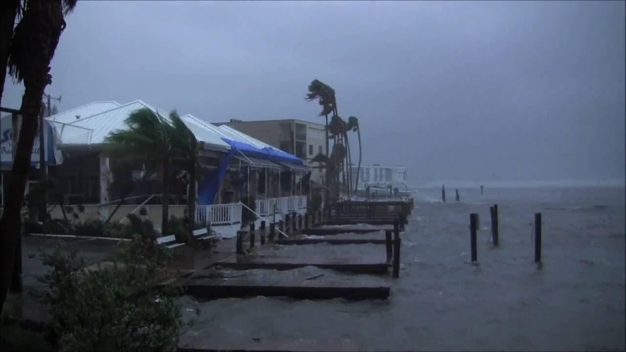 Cocoa Beach Florida Hurricane Irma
