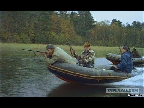 Природа  Лодка  омега 2  Единение с природой