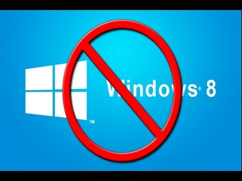 Disable Secure Boot to downgrade Windows 8 to Windows 7