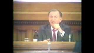 Sedinta CPUN inaintea mineriadei din 13-15 iunie 1990