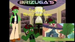 Brizuga's Page Sage Blind Commentaries: MLP S4 E22 Trade Ya