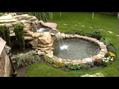 Фонтаны,водопады Natural-R
