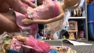 Barbie Doll Bulk Lot Parcel Opening
