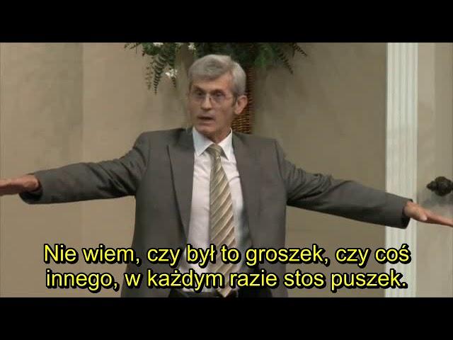 Pełne przebaczenie, Pavel Goia - Wykład 5 - Po co przebaczać