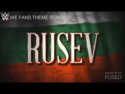 W.F.W Rusev Theme Song (Logo)