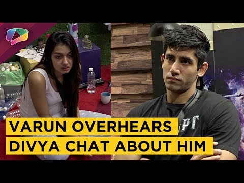 Varun Sood Overhears Divya Agarwal Talking About Him To OPM | Ace Of Space