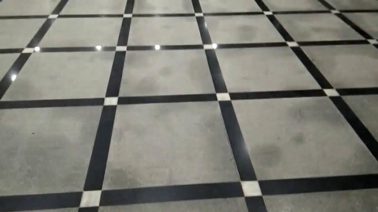 Parking Floor Tiles Design | Tile Design Ideas