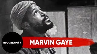 Marvin Gaye - Motown Singer & Songwriter | Mini Bio | BIO