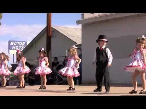 Ella Peppermint Twist Dance