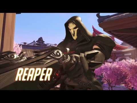 Overwatch Gameplay Trailer but every shot is replaced by Winston saying