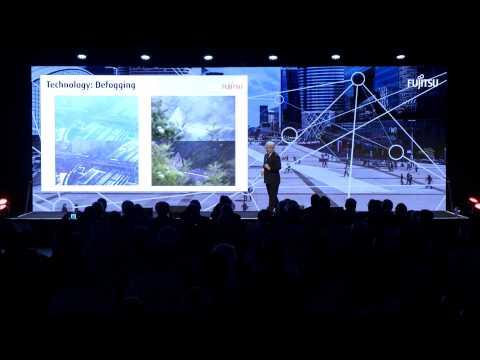 Human Centric Innovation – Game Changer of ICT - Fujitsu World Tour 2015, Milano