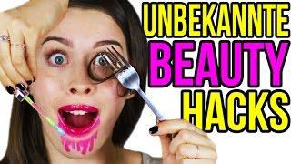 UNBEKANNTE BEAUTY HACKS DIE JEDER KENNEN MUSS! | KIM LIANNE