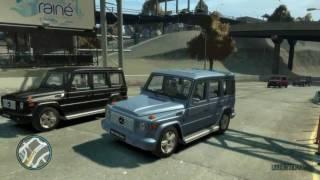 GTA IV real cars mod 2