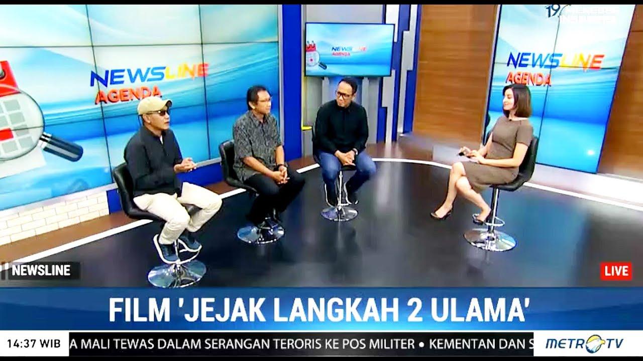 Download Interview Sutradara Film Jejak Langkah 2 Ulama bersama Cicit KH. Ahmad Dahlan & KH. Hasyim Asy'ari