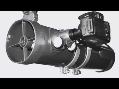 Newtonian telescope how to find focus dslr astrophotography