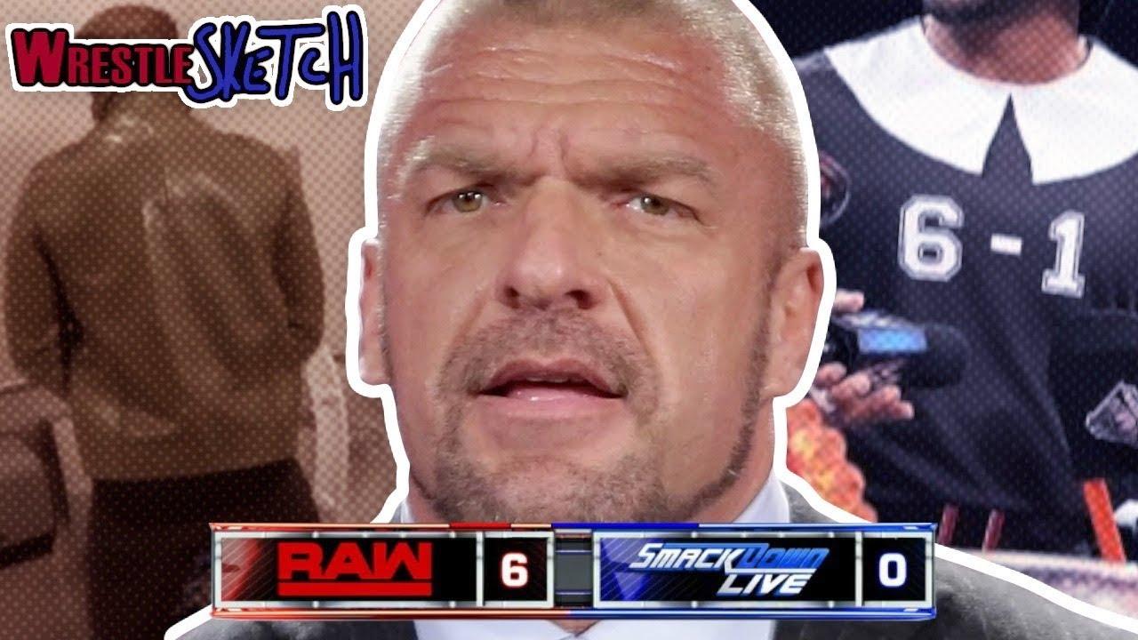 how-wwe-booked-raw-smackdown-s-survivor-series-fallout-wrestletalk-s-wrestlesketch