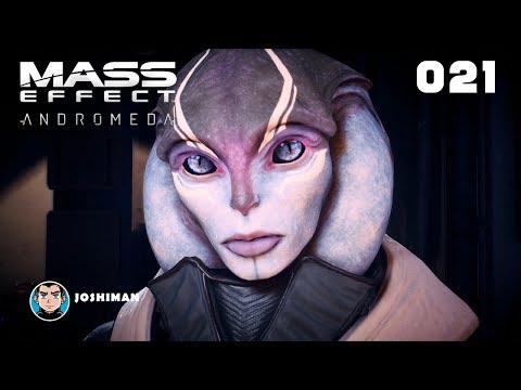 Mass Effect Andromeda #021 - Wissenschaftlern auf Havarl helfen [PS4][HD]