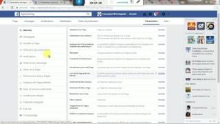 supprimer page facebook
