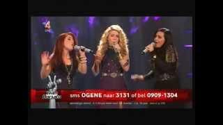 og3ne emotion final the voice of holland 2014
