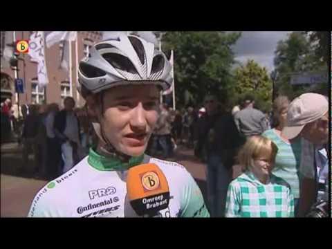 1e etappe Profile Ladies Tour 2010