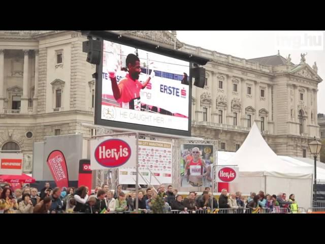 Lefutottuk a Bécs Maratont