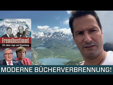 Merkel, Bilderberger & moderne Bücherverbrennung: Finanzbuchverlag & Kopp Verlag FREMDBESTIMMT?