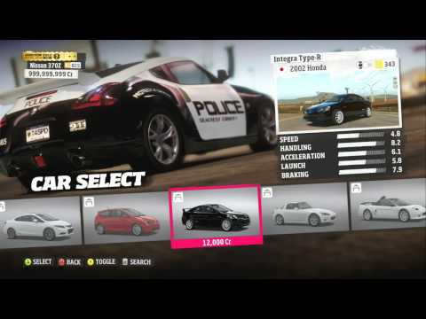Forza Horizon All Cars (Including All DLC) (212 Cars)