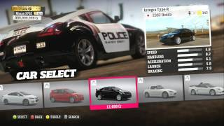 Forza Horizon All Cars (Including All DLC)