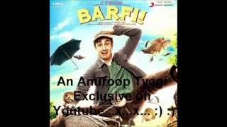 Aashiyan Karaoke(Male Solo)Full Clean Karaoke - Barfi 2012....x....x..... :) :)