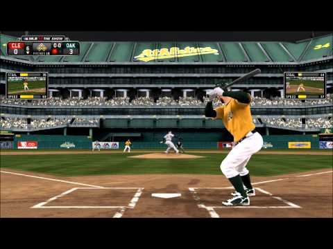 OPENING DAY - OAKLAND A
