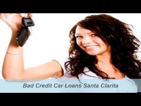 Bad Credit Car Loans Santa Clarita