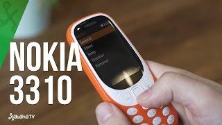 Nokia 3310, lo que puedes y no puedes hacer con él