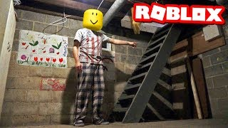 BLOXBURG BASEMENT DISASTER.. (Roblox)