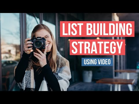 Build an Email List FAST and FREE (List Building Strategy with Video)