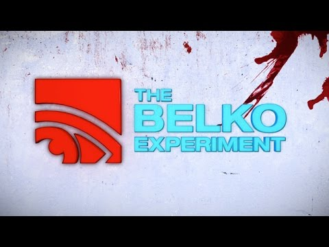 The Belco Experiment - The Colossal Chaotic Climax Of Human Societal Decay Is Coming VERY Soon!