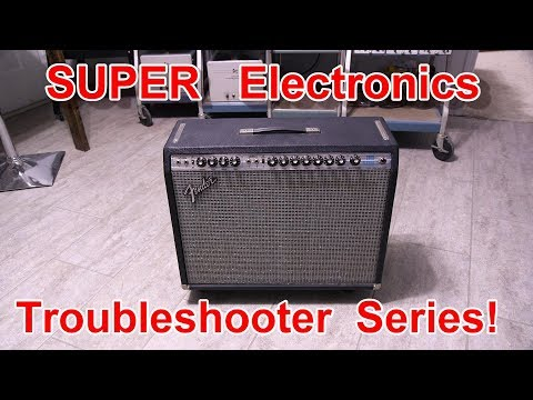Become A Super Electronics Troubleshooter!