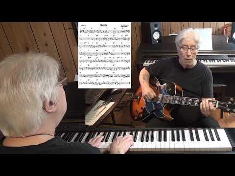 Isaura - Jazz guitar & piano cover ( Herivelto Martins & Roberto Roberti )