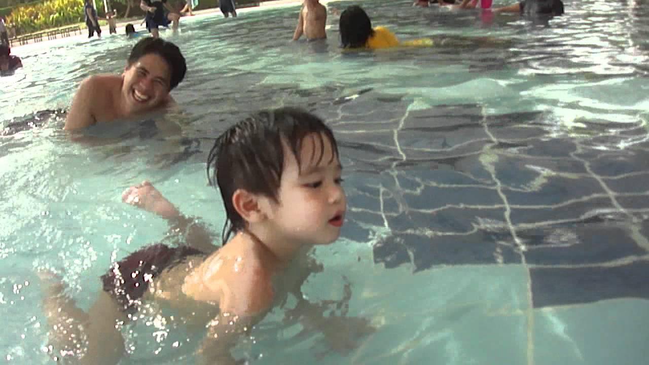 Swimming Fun Fun Fun Eli Mike Youtube