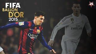 Lionel Messi wins FIFA Ballon d'Or 2015 Promo