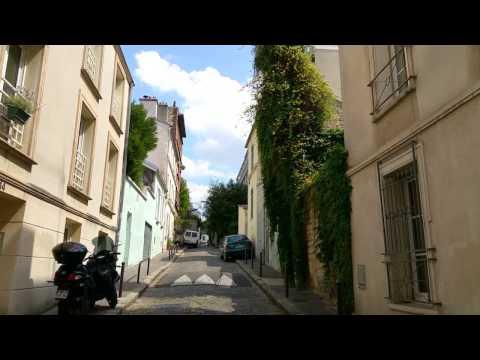 Paris WALKS Magical Hidden Passage Barrault 13th Arrondisement
