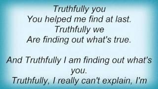 Lisa Loeb - Truthfully Lyrics
