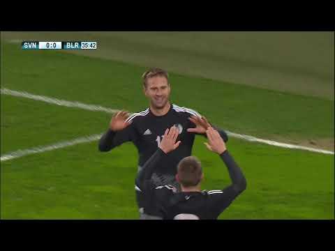 Slovenija - Belorusija 0:2