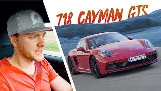 WARUM ist der Porsche 718 Cayman GTS so schnell?