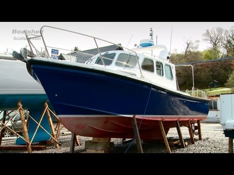 Yacht For Sale - Aquabell 33