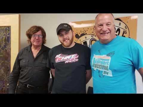 OCFS Sportsman Driver Danny Carlough interview on WTBQ Radio