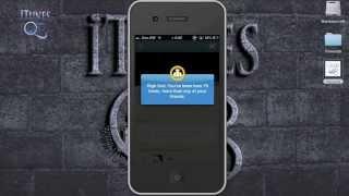 شرح كيفية استخدام تطبيق foursquare screenshot 5