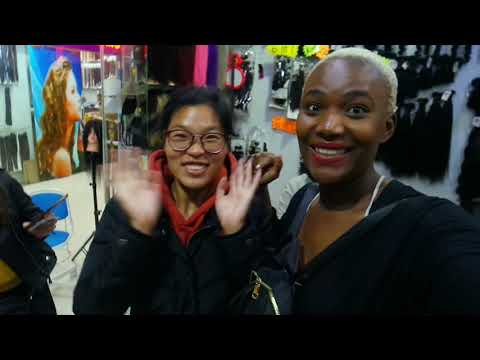 Free Hair Vendors List| Vlog: Guangzhou China