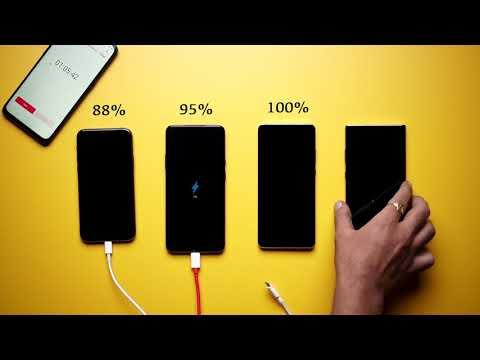 Apple IPhone 11 Pro Vs OnePlus 7 Pro Vs Galaxy Note 10+ Vs Huawei P30 Pro: Battery Charging Test